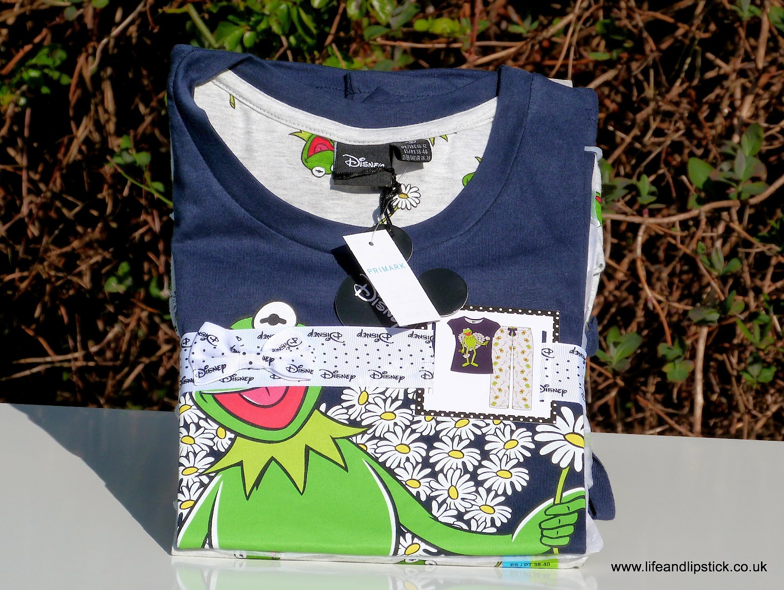 Primark Disney Kermit the Frog Pyjamas