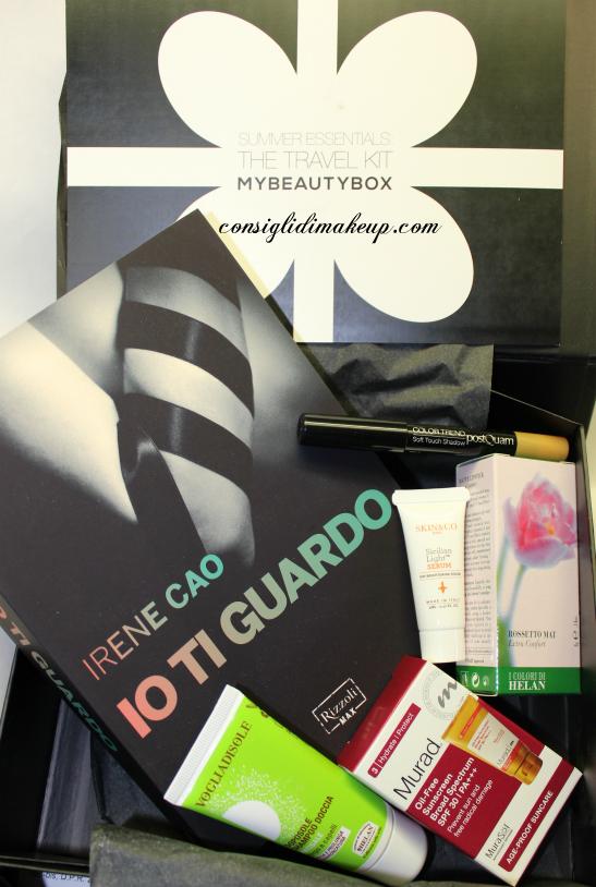 My Beauty Box Luglio 2014
