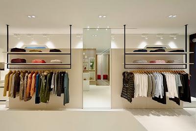 Interior Butik Minimalis 4