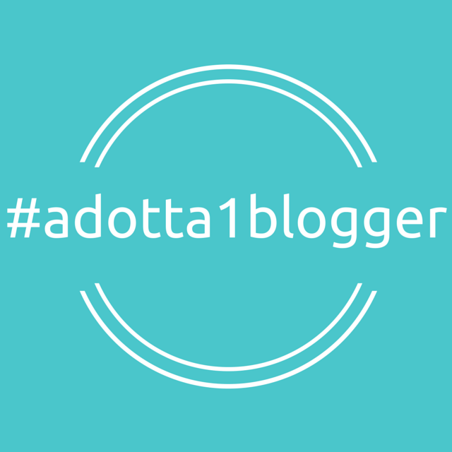 Mi trovi anche nel circuito #adotta1blogger