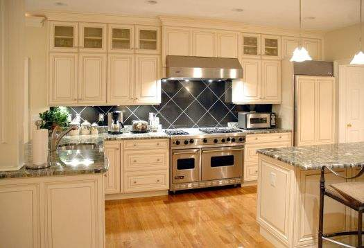 Painted Kitchen Cabinets Photos Homedesign Livingrooms Room Ideas