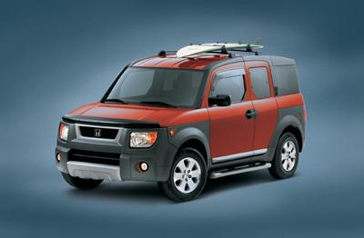 New Cars Models Honda Element