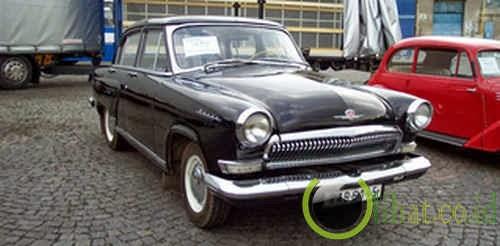 Mobil Black Volga
