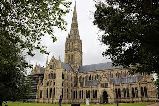 Storbritanien Salisbury