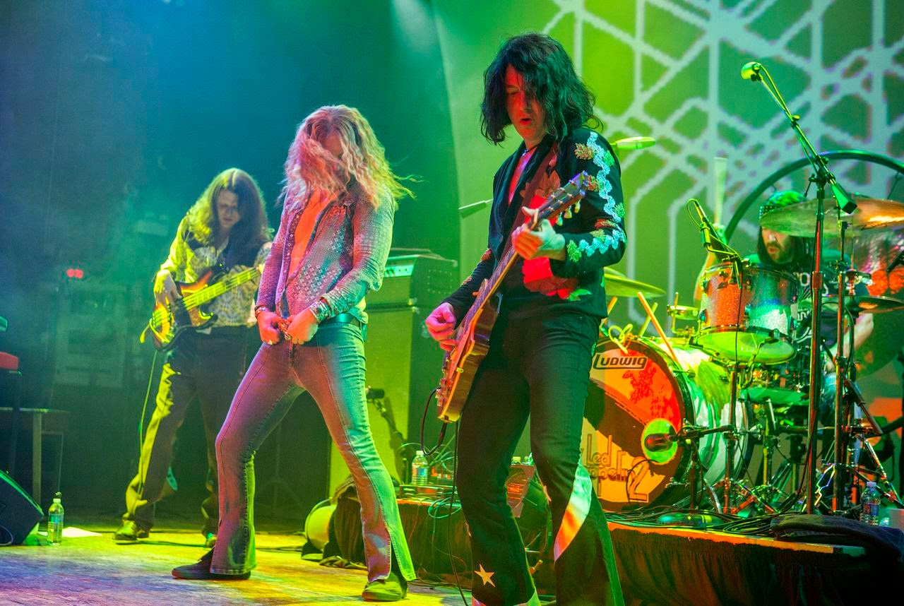 Led Zeppelin 2 Plays Gramercy Theater on Friday, Jan. 9th