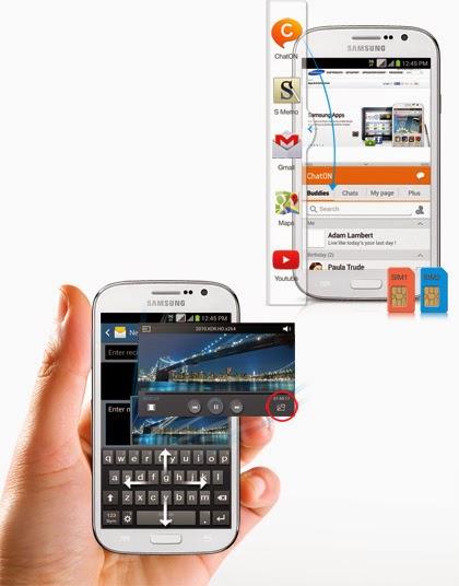 Samsung Galaxy Grand Neo Dual SIM