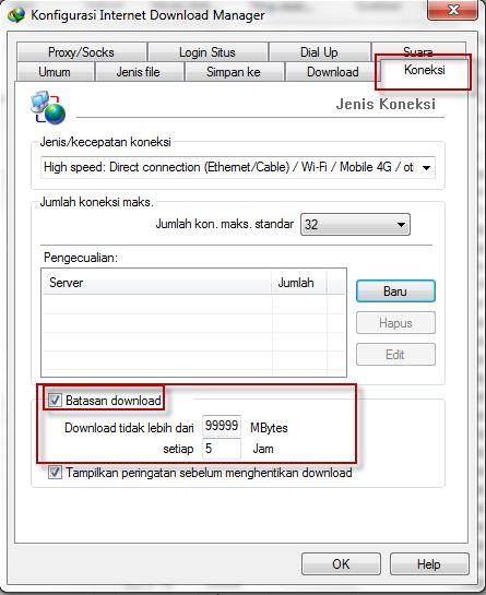 Cara Ampuh Mempercepat Download IDM 100x lipat