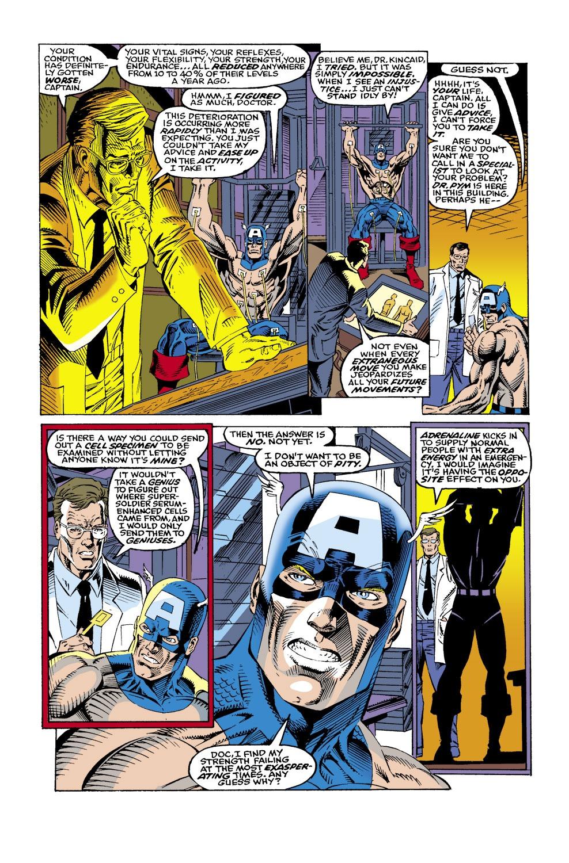 Captain America (1968) Issue #431 #381 - English 3