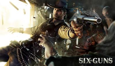 [Dicas de jogos] Six-Guns QVGA/HVGA