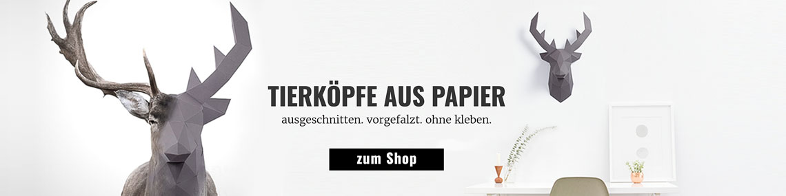 Mein PaperShape Shop