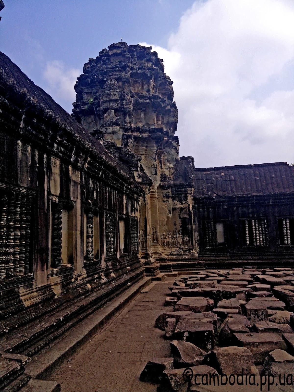 Где находится исторический храм Ангкор
