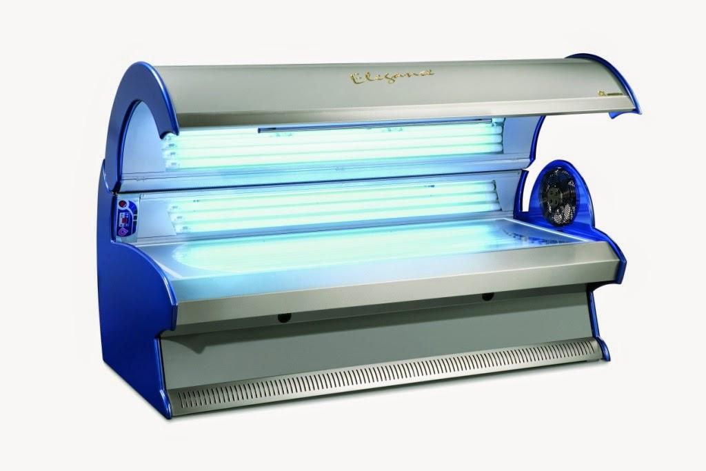 SE17 - Sunbed - UVA - SOL-ID & ELEGANCE 100W - Tanning -