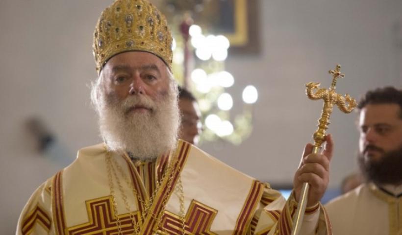 Πατριάρχης Αλεξανδρείας: Ο Εσταυρωμένος Ιησούς να είναι κοντά στους φυλακισμένους στρατιώτες