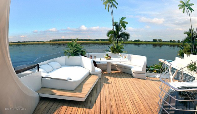 Manmade, Floating Island Goes On Sale