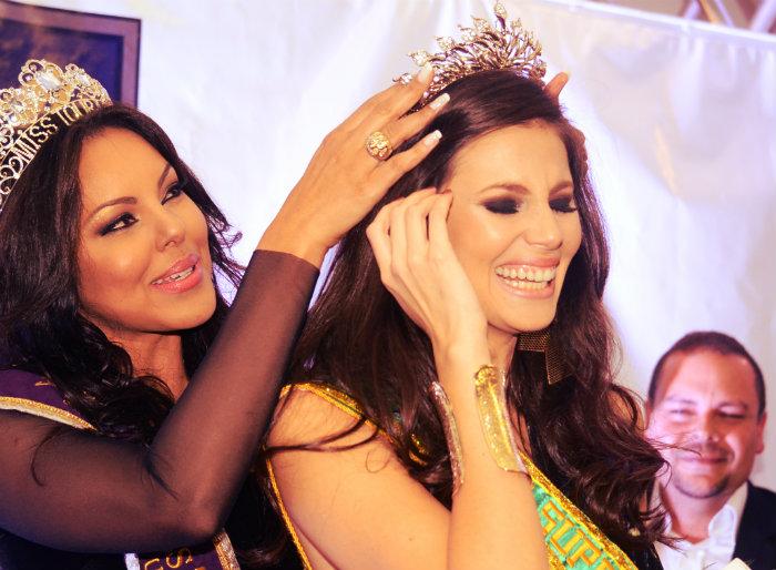Miss Supranational Brazil 2013 winner Raquel Benetti