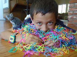 Aidan Ramsey&#39;s total silly band headcount: 4.334