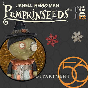 Dept 56 - Enesco Pumpkinseeds line