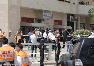 5 dead in bank robbery in Israel