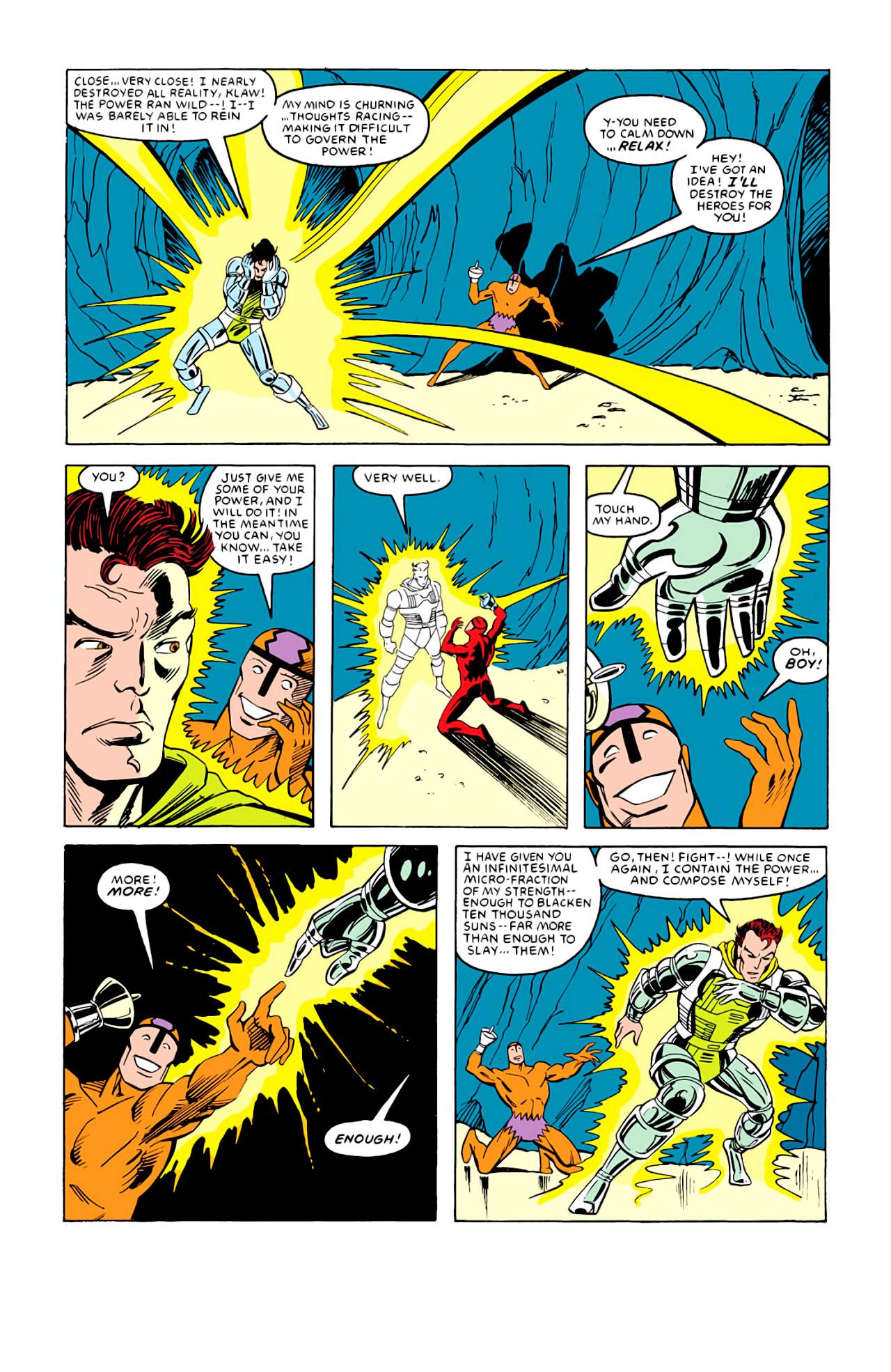 Captain America (1968) Issue #292m #220 - English 21
