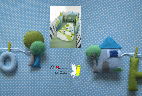 Letrero-en-fieltro-personalizado-decoración-infantil-a-juego-habitación