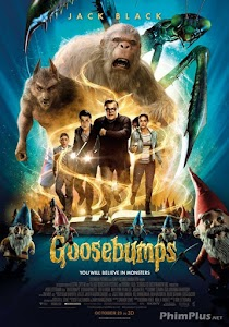 Phim Câu Chuyện Lúc Nửa Đêm - Goosebumps ()2015)
