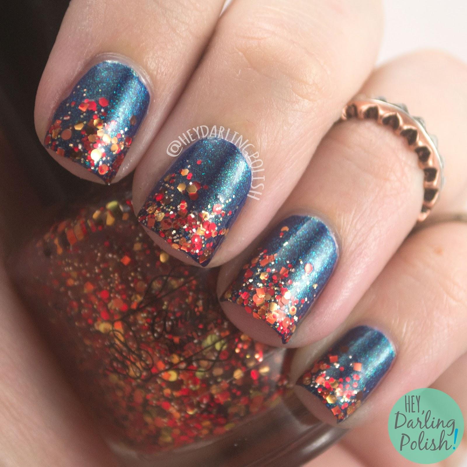 Hey, Darling Polish!: Hobby Polish Bloggers: November - Fall Favorites