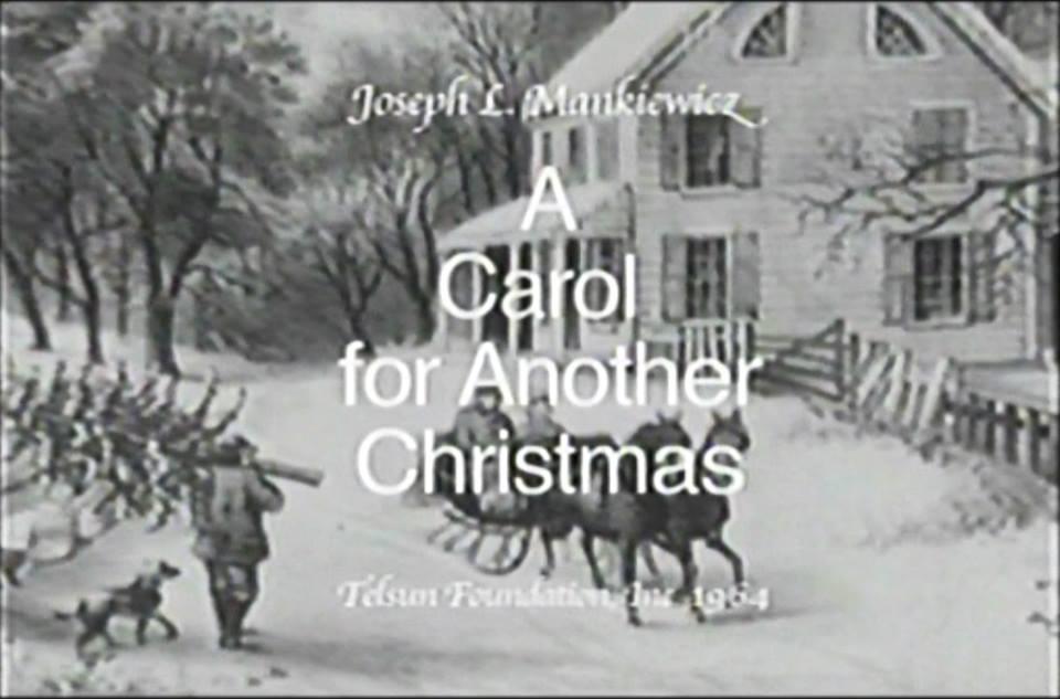Christmas TV History: July 2015