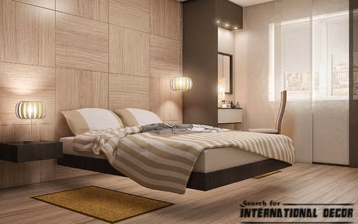 20 japanese style bedroom interior designs ideas furniture - Modern japanese bedroom furniture ...