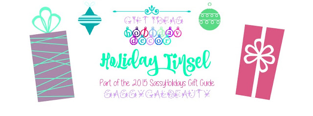 2015 Holiday Tinsel:  Be Ready this Holiday Season