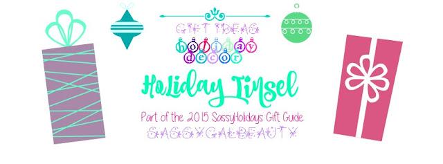 2015 Holiday Tinsel:  Be Ready this Holiday Season