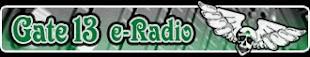 Gate 13 e-radio