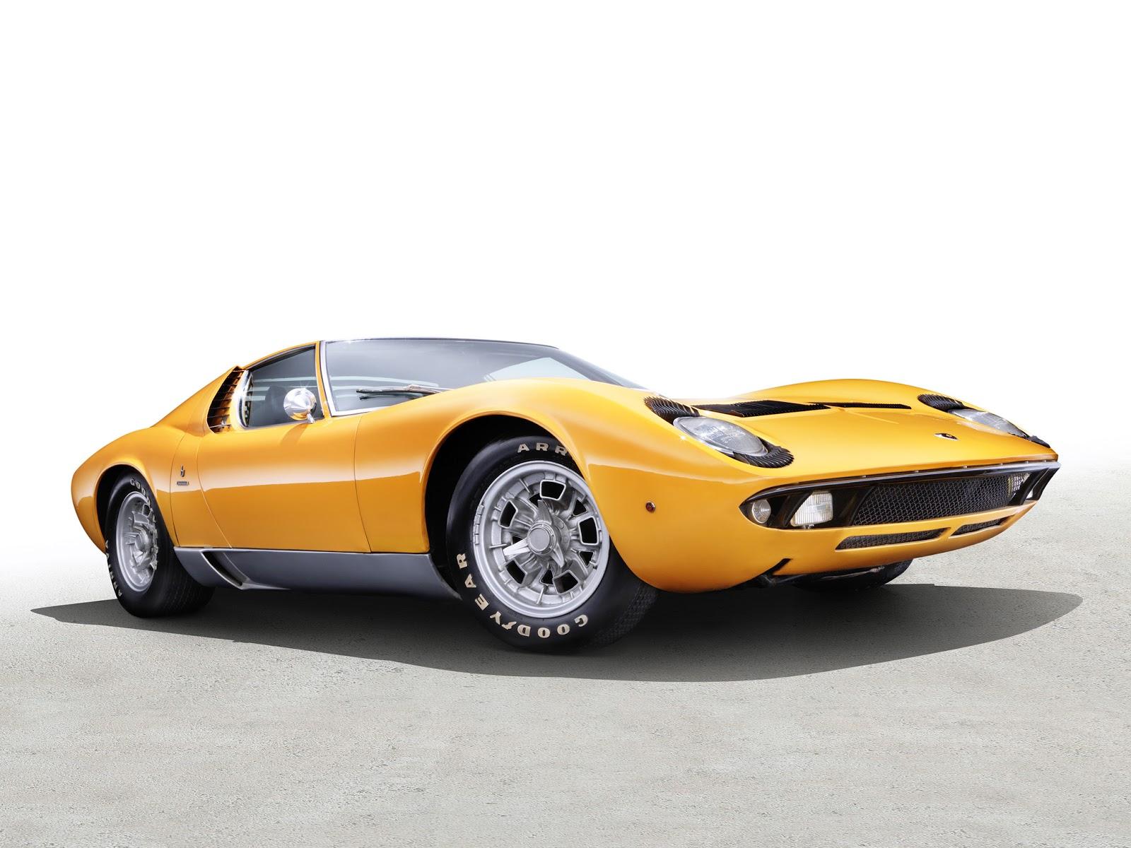 1966 Italia - Lamborghini Miura P 400 - Designer Marcello Gandini per -2.bp.blogspot.com