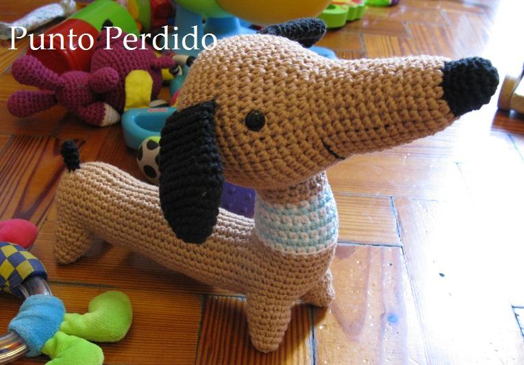 Amigurumis Patrones Gratis En Español Perros : Novedades jenpoali perros