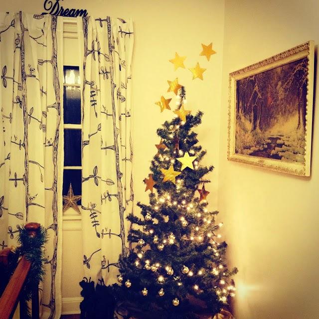 Alternative Christmas Trees Stars