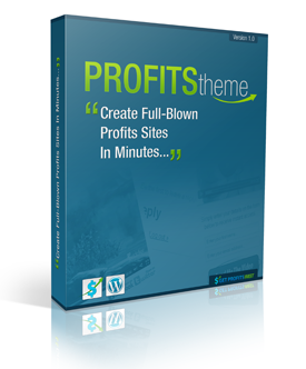 Download Profits Theme Free
