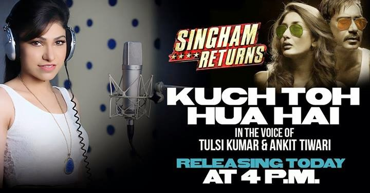 Kuch Toh Hua Hai – Singham Returns 2014 Video Song 720p HD