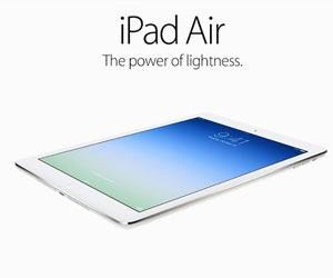 iPad Air and iPad Mini Price Comparison