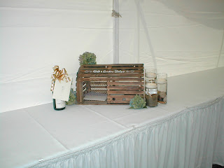 Lobster Trap Wedding