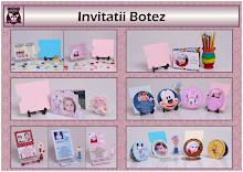 INVITATII BOTEZ