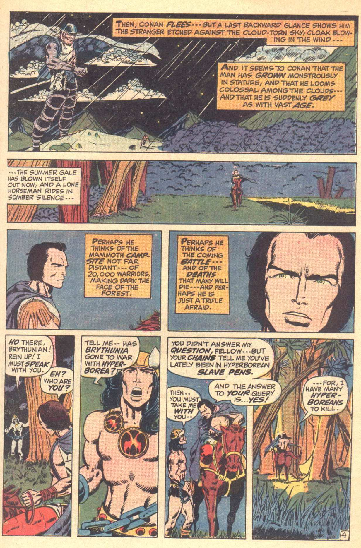 Conan the Barbarian (1970) Issue #3 #15 - English 5