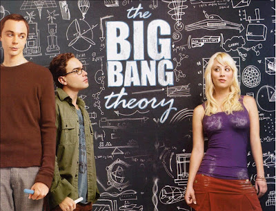 "The Big Bang Theory 1x02 ""The Big Bran Hypothesis"""