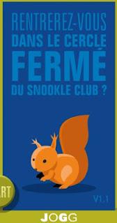 Emblème Snookle Club
