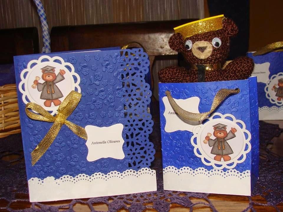 Fabita Creativa: Souvenir Crochet Graduación
