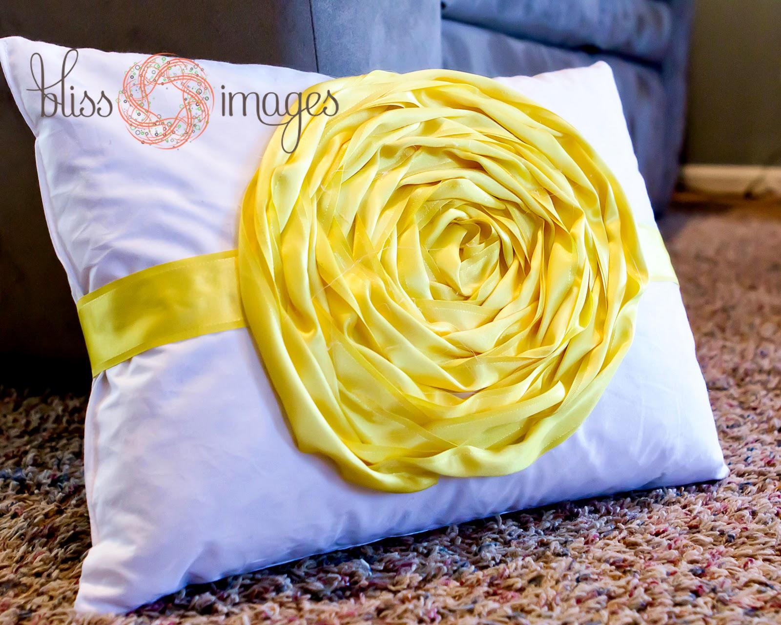 Декор из фетра на подушках
