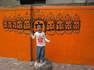 ravan,Ra.One,RAONE,fuuny indian kid