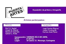 EXPOSICIÓN PUERTA DE LAS ARTES