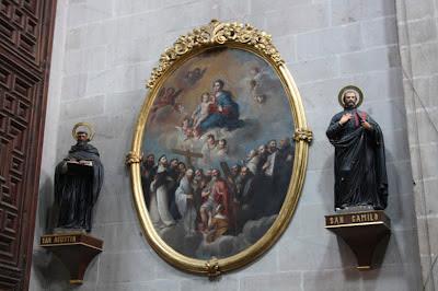San Agustin / San Camilo
