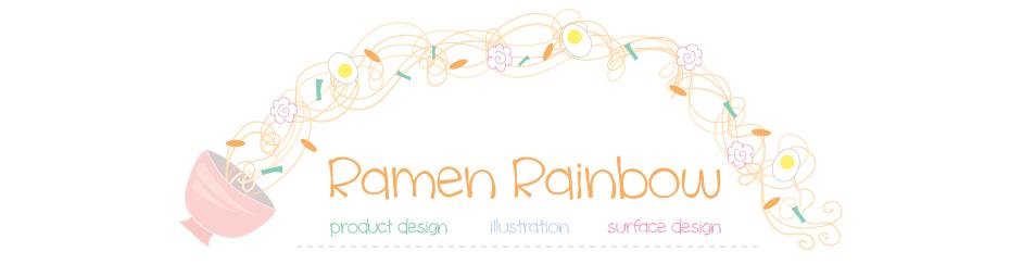 Ramen Rainbow