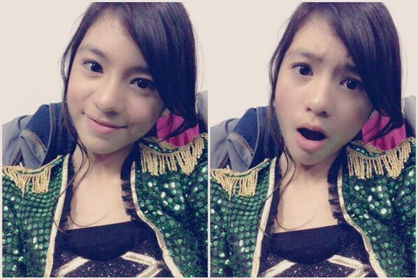 Foto Vanka JKT48 Seragam (Seifuku) Lebaran