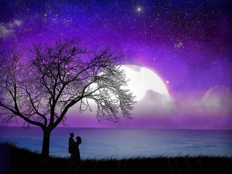 paradise wallpapers_15. Romantic Paradise Digital Art